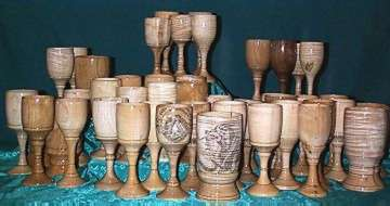 Some of the many woodturning designs from Turning Point Woodworks